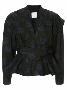 Acler Lella blouse - Black