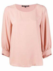 Luisa Cerano fluid blouse - Pink