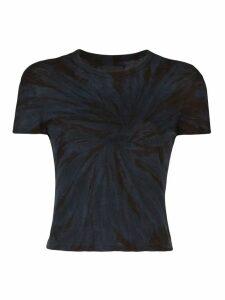 RtA Rain tie-dye T-shirt - Blue