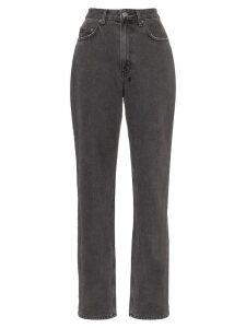 Ksubi Playback high-rise jeans - Grey
