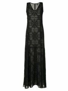 Alcaçuz London long dress - Black