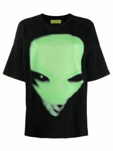 Siberia Hills Alien print T-shirt - Black