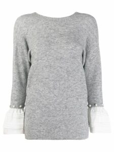 3.1 Phillip Lim V-neck sweater - Grey