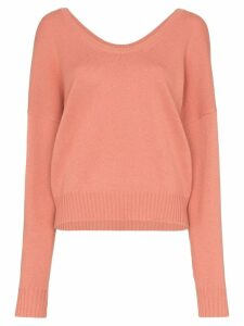 See By Chloé slouched knit sweater - PINK