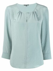 Luisa Cerano fluid blouse - Blue
