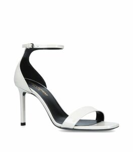 Patent Amber Sandals 85