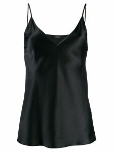 Joseph loose fit slip blouse - Black