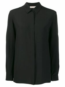 Emilio Pucci concealed buttoned shirt - Black