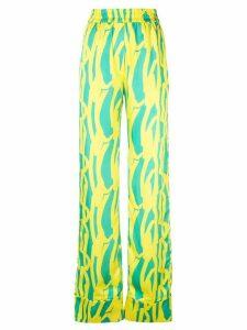 Alexis Kylian trousers - Yellow