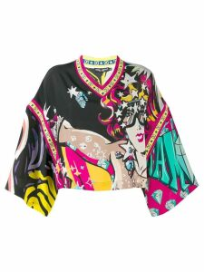 Dolce & Gabbana Supereroine top - Black