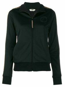 Fendi FF logo hoodie - Black