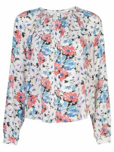 Veronica Beard printed blouse - Multicolour