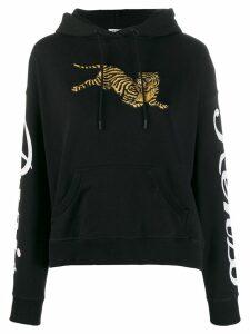 Kenzo Tiger hoodie - Black