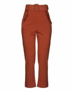 PEPITA TROUSERS Casual trousers Women on YOOX.COM
