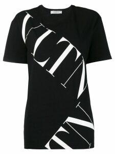 Valentino VLTN logo T-shirt - Black