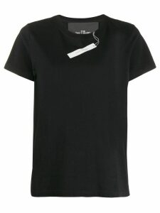 Marc Jacobs logo print T-shirt - Black