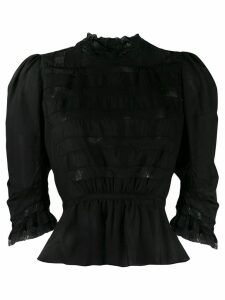 Marc Jacobs The Victorian blouse - Black