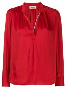Zadig & Voltaire Tink blouse - Red