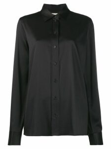 Bottega Veneta tailored classic shirt - Black