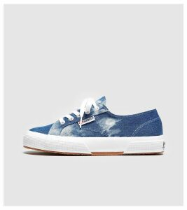 SUPERGA 2750 Cotu Tie Dye Denim Women's, Blue