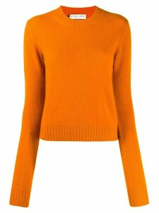 Bottega Veneta cashmere jumper - Orange