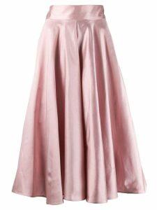 Dolce & Gabbana high-waisted skirt - PINK