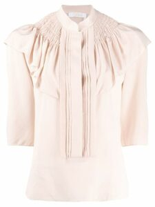 Chloé ruffled blouse - PINK
