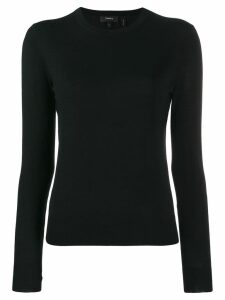 Theory crew neck pullover - Black