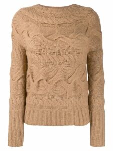 Ralph Lauren Collection knit jumper - Neutrals