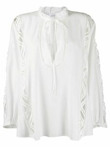 Iro Felicia laced blouse - White