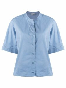 Peserico shortsleeved shirt - Blue