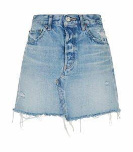 Gardena Denim Skirt