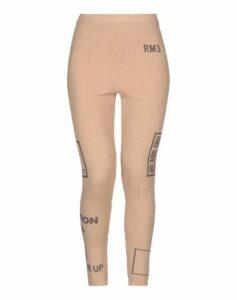 MOSCHINO TROUSERS Leggings Women on YOOX.COM