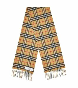 The Mini Classic Vintage Check Scarf