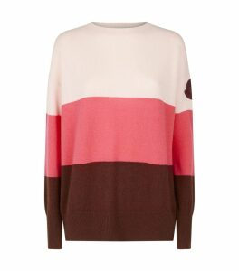 Cashmere Colour Block Sweater