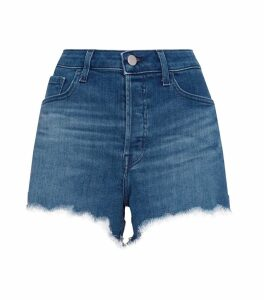 Gracie High-Waist Shorts