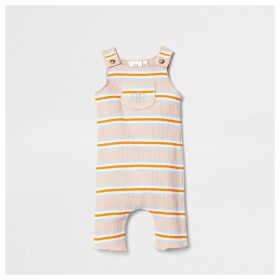 River Island Baby stripe RI baby grower