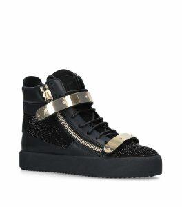 Nicki High-Top Sneakers