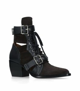 Rylee Lace Up Boots 60