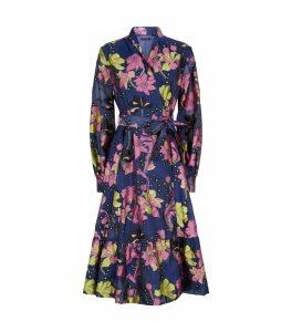 Niki Wrap Dress