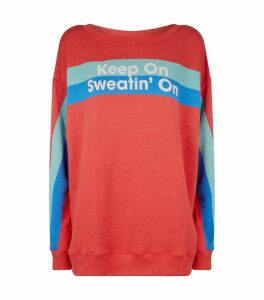 Keep On Sweatin' Sweatshirt
