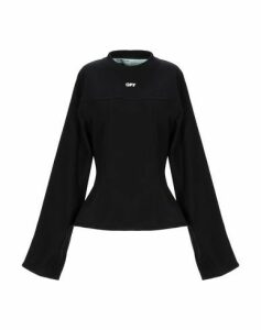 OFF-WHITE™ TOPWEAR Sweatshirts Women on YOOX.COM