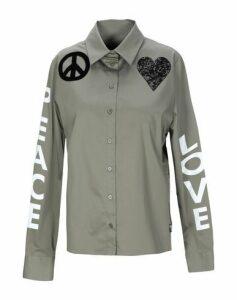 LOVE MOSCHINO SHIRTS Shirts Women on YOOX.COM