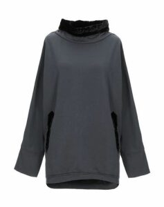 EUROPEAN CULTURE TOPWEAR Sweatshirts Women on YOOX.COM