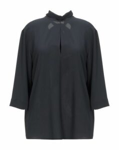 GABARDINE SHIRTS Blouses Women on YOOX.COM
