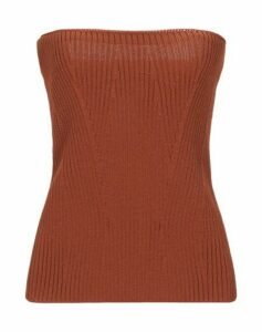 MM6 MAISON MARGIELA TOPWEAR Tube tops Women on YOOX.COM