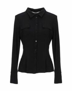ELISABETTA FRANCHI JEANS SHIRTS Shirts Women on YOOX.COM