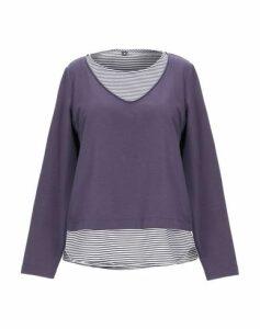 EUROPEAN CULTURE TOPWEAR Sweatshirts Women on YOOX.COM