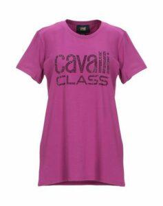 CAVALLI CLASS TOPWEAR T-shirts Women on YOOX.COM