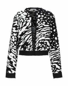 EMANUEL UNGARO KNITWEAR Cardigans Women on YOOX.COM